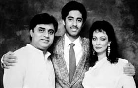 Jagjit Singh Family